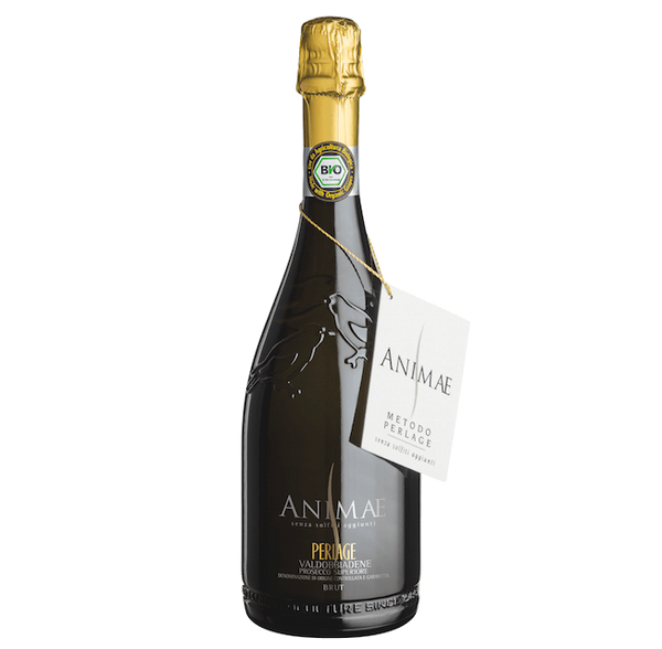 Prosecco Brut 'Animae' Perlage, Veneto, Italy (no sulphites added) - Organic Wine Club