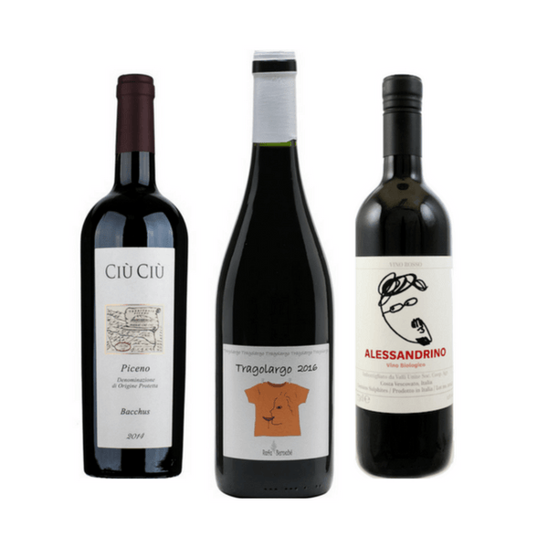 Organic Wine Tasting | 3 Red Wines | Customer Most Enjoyed