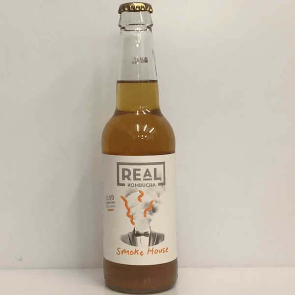 Smoke House Kombucha, Real Kombucha, UK (4 pack)