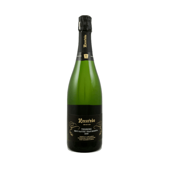 Recaredo Cava Brut Nature Terres 2009, Spain