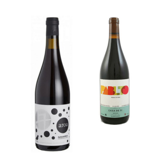 Duo of Organic Red Wines | Quirky Wines | Garnacha
