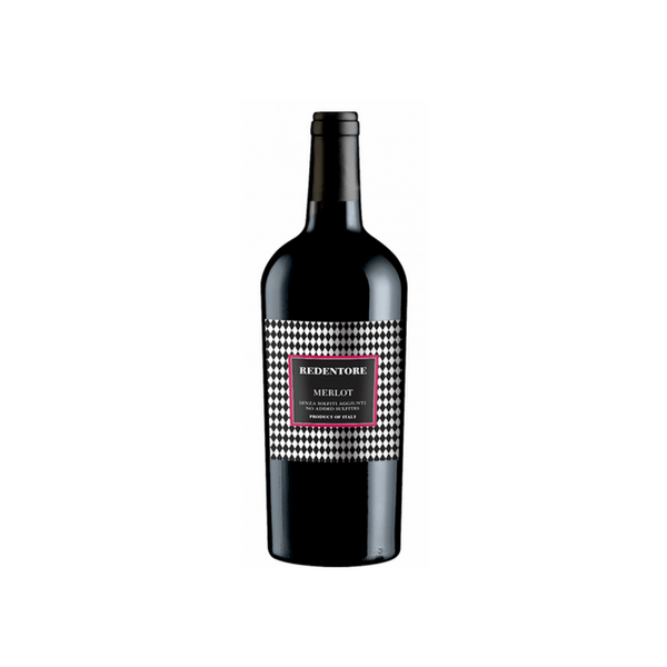 Merlot 2015 Redentore delle Venezie, Italy (no added sulphites)