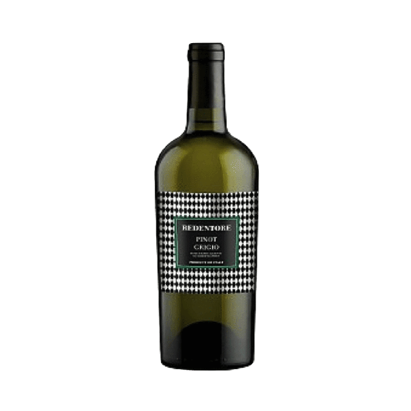 Redentore Pinot Grigio, Veneto, Italy (no added sulphites)