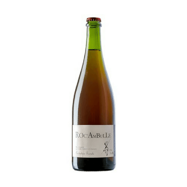 Roc' Ambulle, Fronton, France, No Added Sulphites Red Sparkling Wine