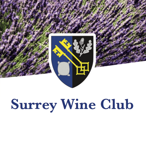 Surrey Wine Club Monthly Subscription + 2 Wine Tasting tickets - Organic Wine Club