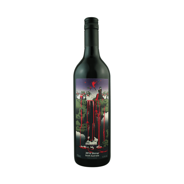 Samurai Shiraz 2017, Free Run Juice, South Australia
