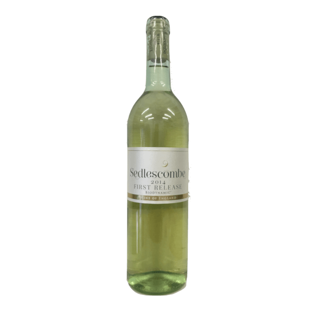Sedlescombe First Release 2014, English Quality Wine, East Sussex, England - Organic Wine Club