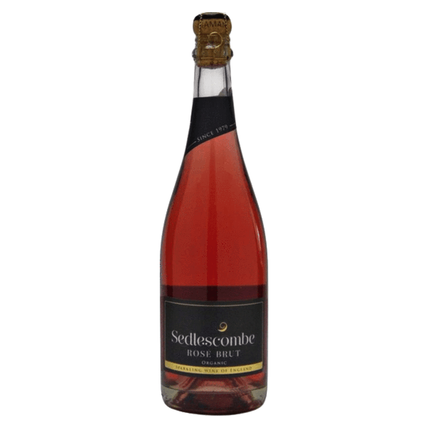 Sedlescombe Sparkling Rose Brut, East Sussex, England