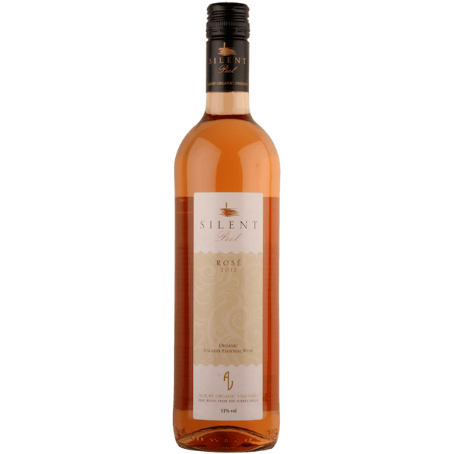 'Silent Pool' Rose 2015 Albury Vineyard, Surrey Hills, UK - Organic Wine Club