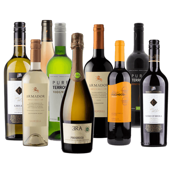 The Personally Selected Wine Plan | Tailored by You | 6/12 Bottles | Every 30, 60, 90 Days