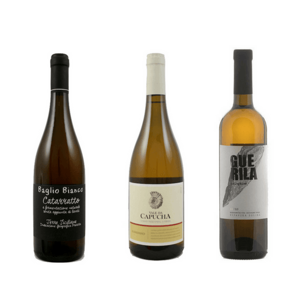Taste of Organic Orange Wine: Organic Wine Club Case of 6 Orange Wines
