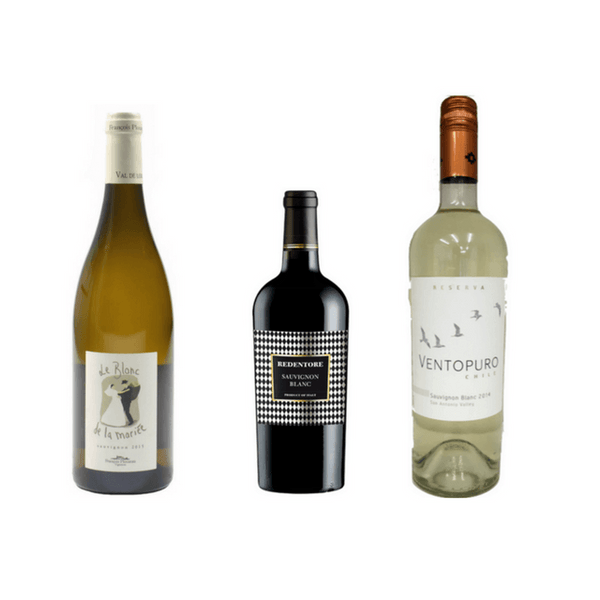 Taste of Organic Sauvignon Blanc: Organic Wine Club Case of 6 Sauvignon Blanc Wines