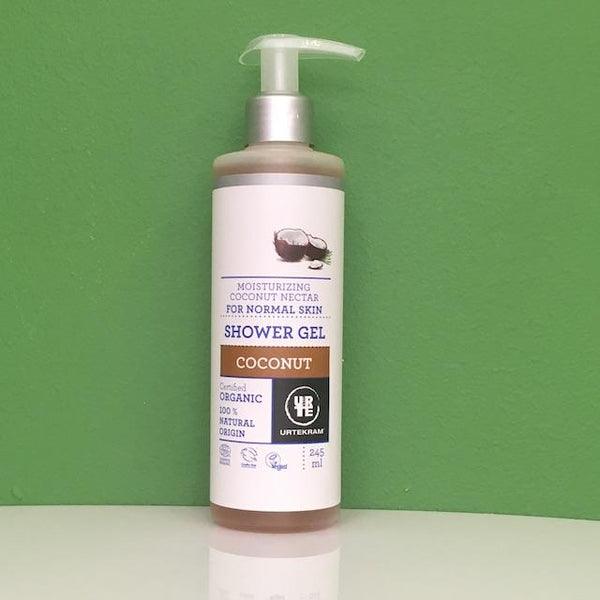 Urtekram Organic Coconut Shower Gel