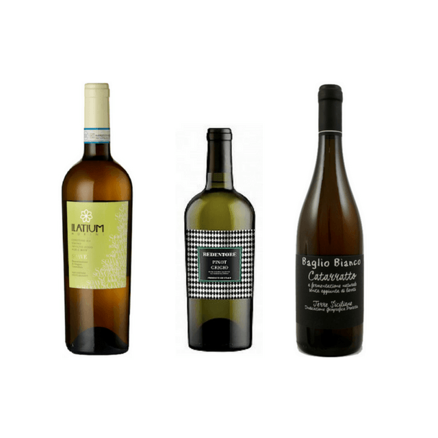 Delicious Natural Wines - wine club case of 6 white wines