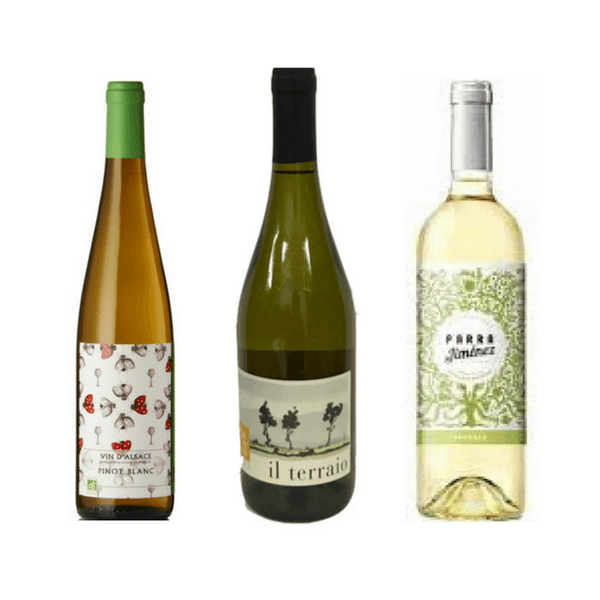 6 Biodynamic Wines | Organic Wines | Vegan Wine | White Wine Case