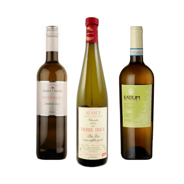 Strictly No Sulphites Added Wine Club Case | 6 Organic White Wines