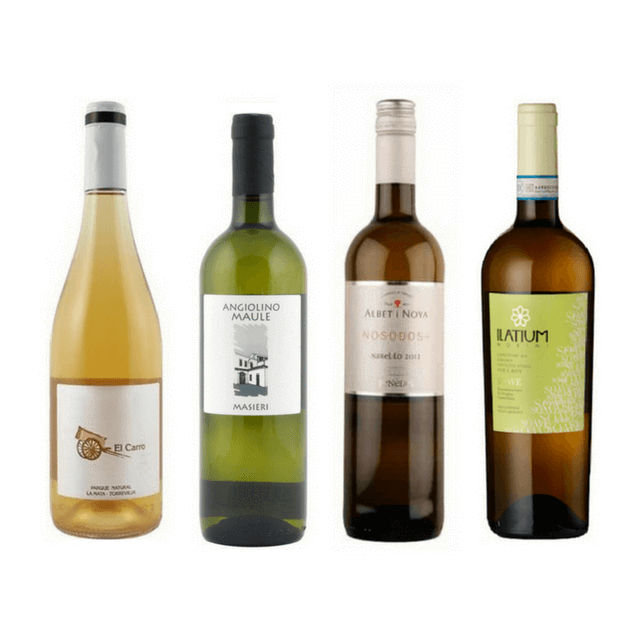 Strictly No Sulphites Added Wine Case of 8/12 | White Organic Wines  5.00% Off Auto renew