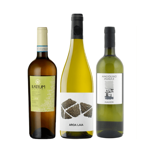 No Sulphites Added Wine Case | 12 Natural White Wines