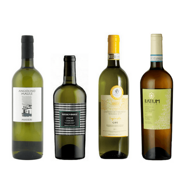Strictly Sulphite Free Wine Case of 12 Organic White Wines