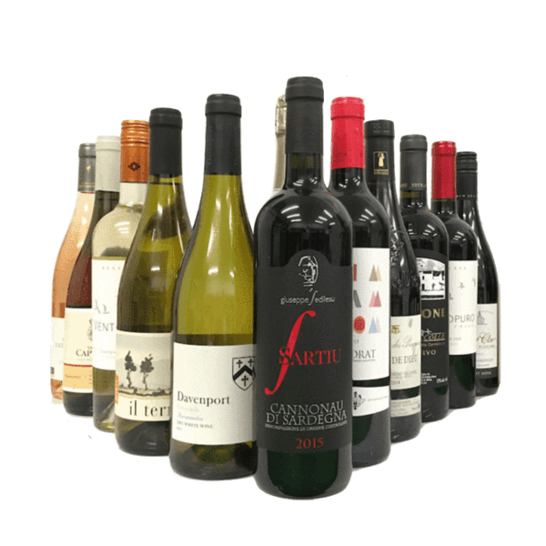 Taste of Organic Wine Club | 12 Most Delicious Organic Wines | No Added Sulphites *