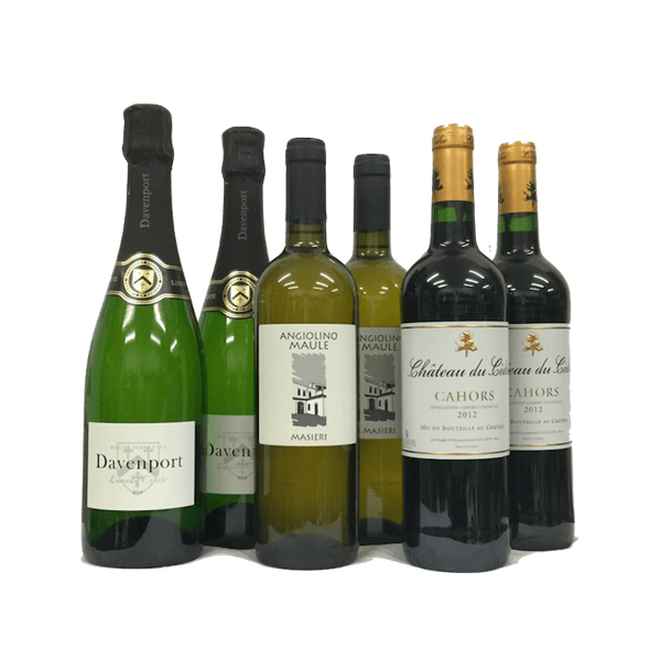 Organic Wine Club case of the month! December 2016 - Organic Wine Club