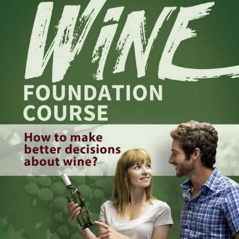 Foundation Wine Course - Organic Wine Club