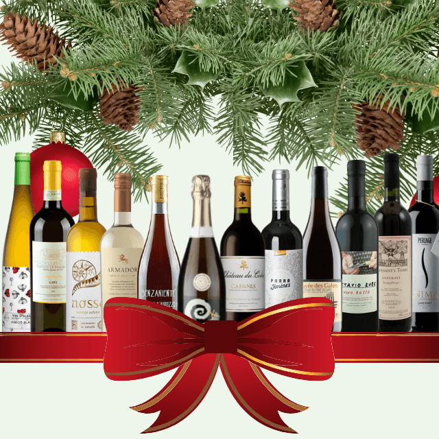 Festive Seasons Wines | Case of 12 Traditional Christmas Wines