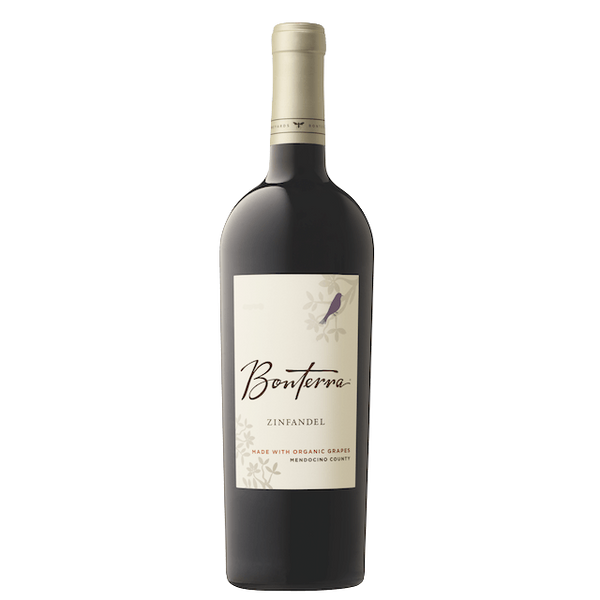 Zinfandel Bonterra, Mendocino County, California, USA - Organic Wine Club