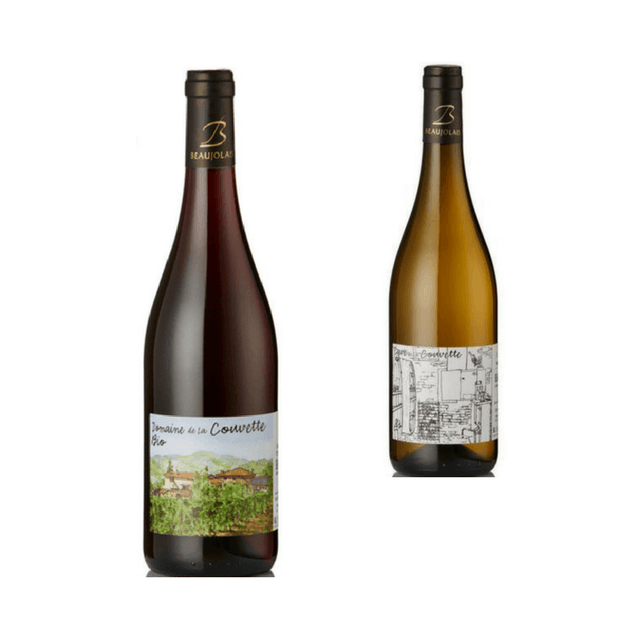 Duo of Vegan Wines | Classic Wines | Beaujolais, France