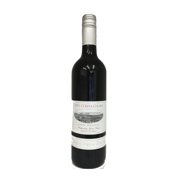 Parra Jimenez Tempranillo, Castilla La Mancha, Spain (no added sulphites)
