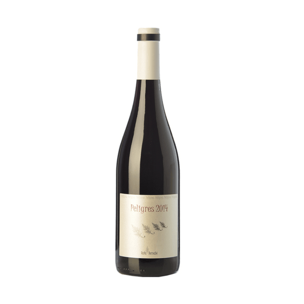 Peligres Tinto 2014, Bodegas Bernabe Navarro, Alicante, Spain (no added sulphites)