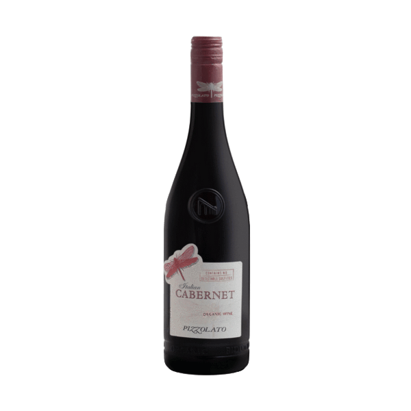 Pizzolato Cabernet, Veneto, Italy (no sulfites added)