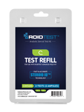 Substance Test C - ROIDTEST™ Refill (2 Tests) | Roidtest Anabolic Steroid Test Kit