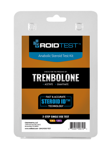 Trenbolone 2-Step Test