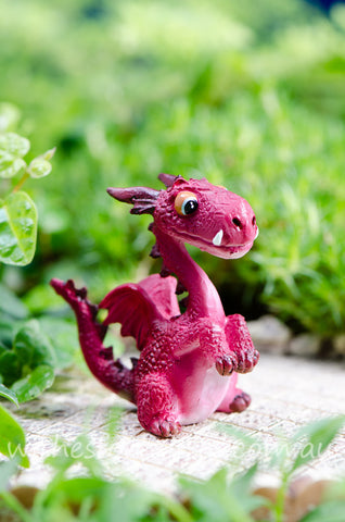 Mini Red Dragon