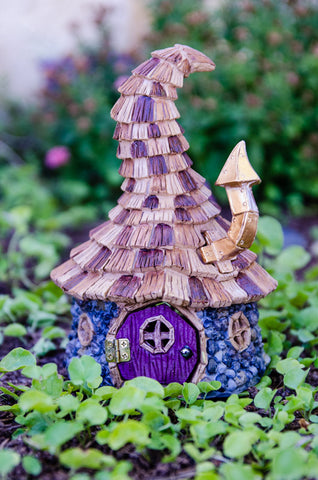 Fiddlehead Wizard House
