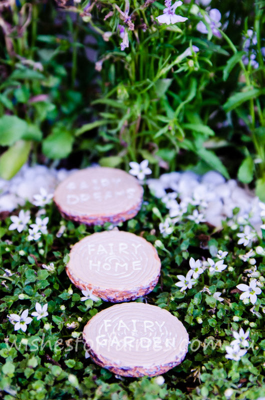 Fairy Garden Stepping Stones