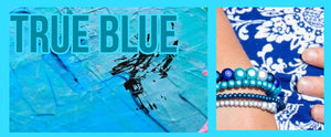 True Blue - December's Birthstone