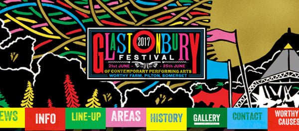 Glastonbury Festival!