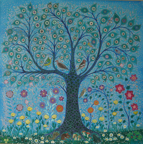 Tree of life - John Faupel Art