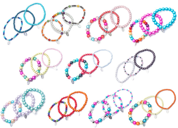 Buy 2 get 1 free on our selection of bracelets