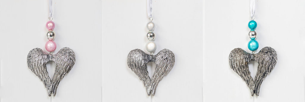 Cupid Hearts Decoration disco Beads