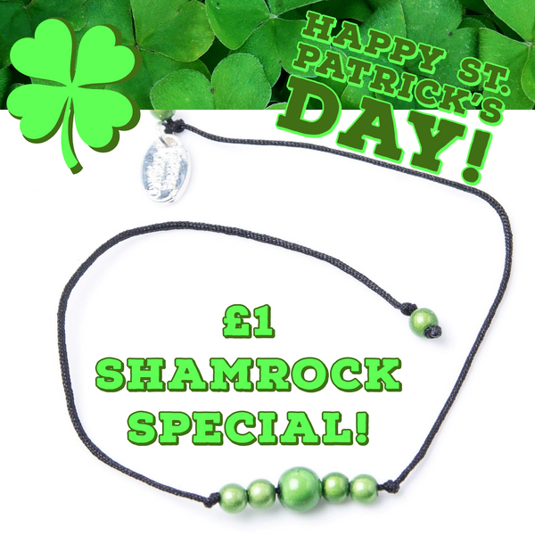 Shamrock Special Disco Beads