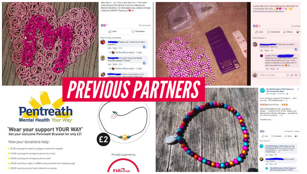 disco Beads Charity Fundraising ideas