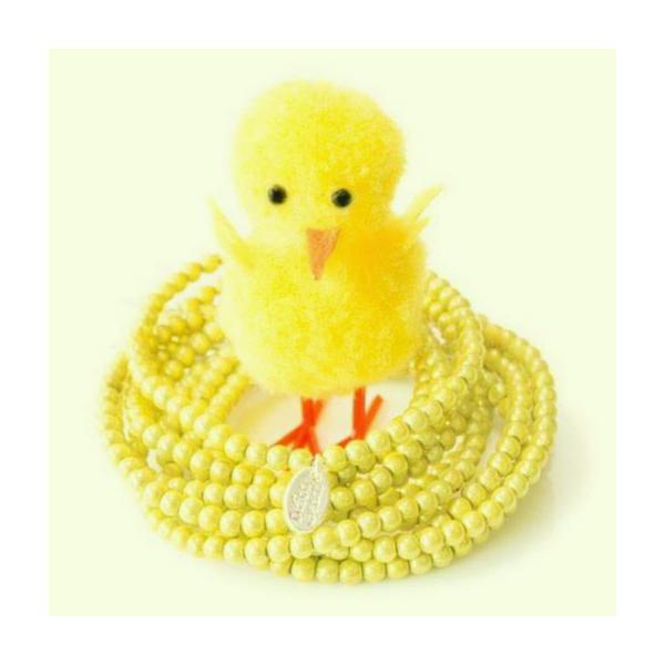 Easter Disco Beads Chick