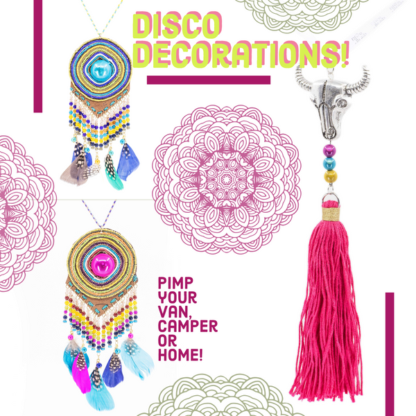 Disco Decorations