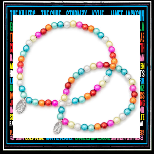 Lovefields Spectrum Disco  Beads
