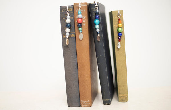 Book Mark Disco beads