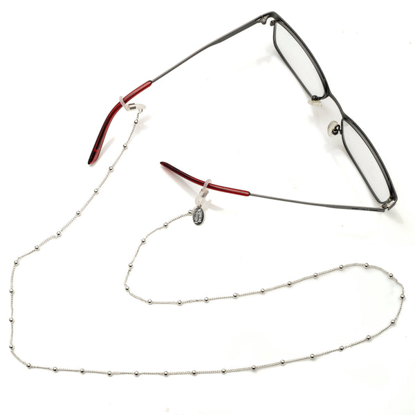 disco beads glasses string