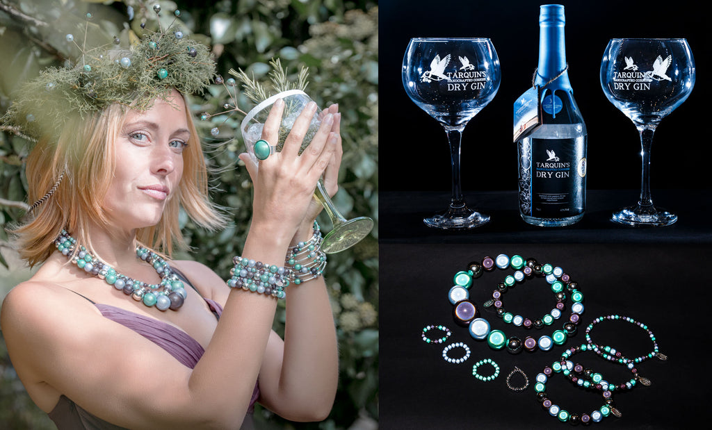 WIN this bundle of Jewellery and Gin!